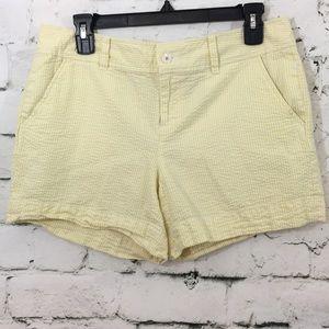 EUC Lilly Pulitzer seersucker shorts